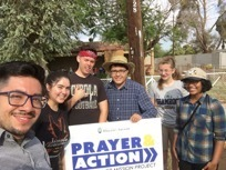 Prayer and Action in Yuma