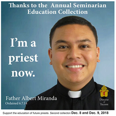 Seminarian Education