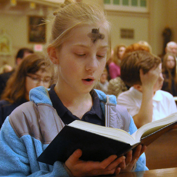 Lenten regulations for fasting and abstinence
