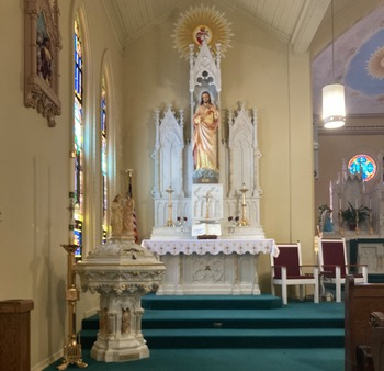 Anniversary of the Dedication of St. Stanislaus Kostka