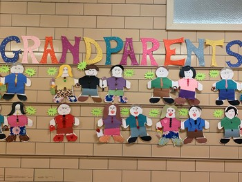 Grandparents Day 9:00am Mass - Noon Dismissal