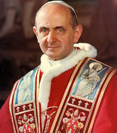 Feast of St. Paul VI, Pope