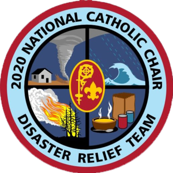 2020 National Catholic Chair Disaster Relief Team