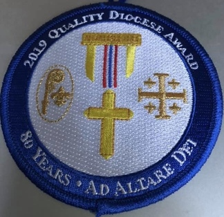 2018 Quality Diocese Award