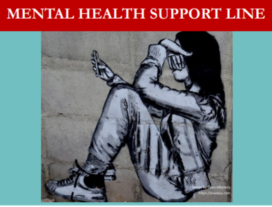 Catholic Family Services FREE Mental Health Support Line for Students