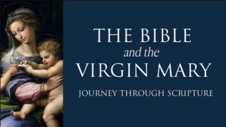The Bible and the Virgin Mary: journey through scripture