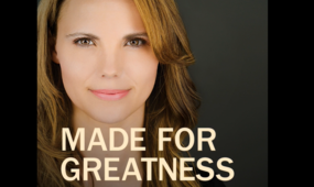 Made for Greatness, by Leah Darrow