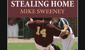 Stealing home, by Mike Sweeney