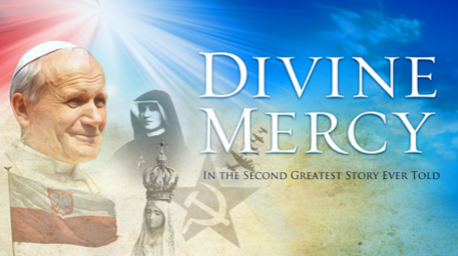 Divine mercy in the second greatest story ever told