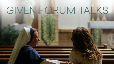 Given forum talks