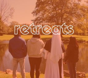 Spend a weekend away in prayer & reflection
