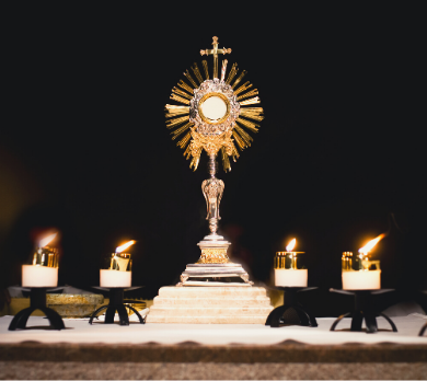 Time for Prayer - Adoration Night