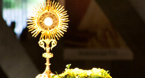 Regional Holy Hours to Pray for Vocations St. Mary in Marshalltown
