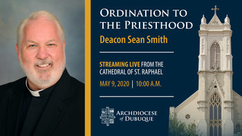 Ordination to the Priesthood - Deacon Sean Smith