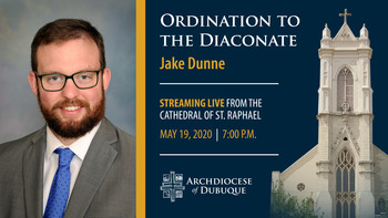 Ordination to the Diaconate - Jake Dunne