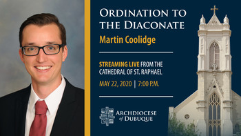 Ordination to the Diaconate - Martin Coolidge