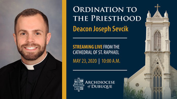 Ordination to the Priesthood - Deacon Joseph Sevcik