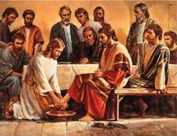 Holy Thursday and the Institution of the Eucharist and Priesthood