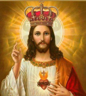 The Solemnity of Our Lord Jesus Christ, King of the Universe