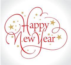 A happy, healthy and holy New Year!