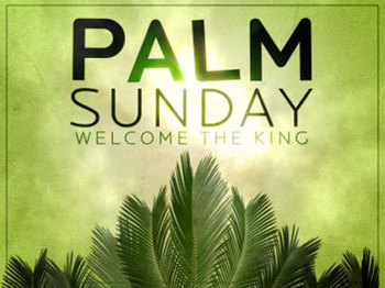 Palm Sunday at the Masses