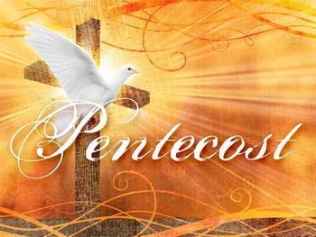 Pentecost Sunday: Come Holy Spirit, Renew Me…