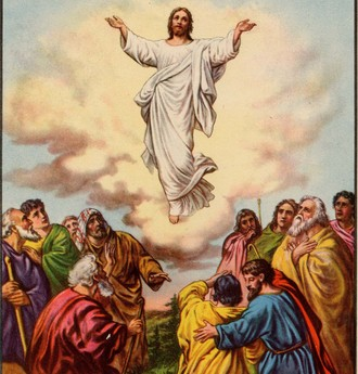 Seventh Sunday of Easter: The Gift—Open Now!