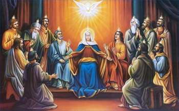 The Holy Spirit & Pentecost