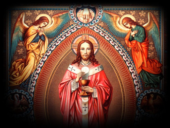 Solemnity of the Body and Blood of Christ: