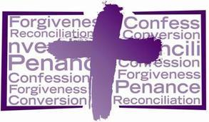 Lenten Parish Penance Service: Come unload, get freed from sin and go forth renewed