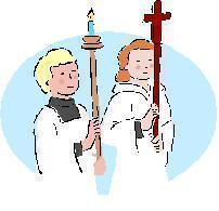 A warm welcome to our newest Altar Servers