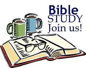 Bible Study Is Back!