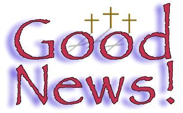 Good News Clip Art ChristartGreat News Clipart