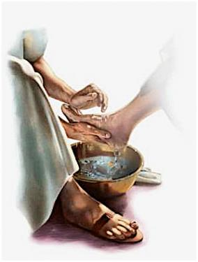 Holy Thursday - Mass of the Lords Supper at 7:30pm
