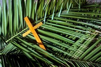 From Palm Sunday to Easter: