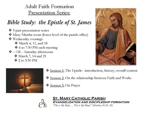 Adult Faith Formation with Fr. Jeffrey R. Lewis