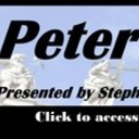 Peter in the Mystery of the Church by Stephen Buting