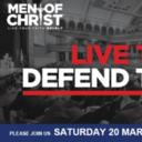 Men of Christ Conference---remote site