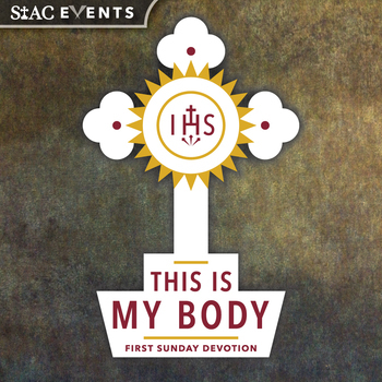 Eucharistic Adoration, Solemn Evening Prayer & Relic Veneration