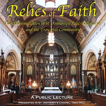 Lecture: Relics of Faith