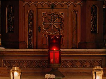 Offer a Sanctuary Candle