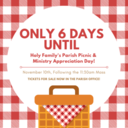 Family Picnic and Ministry Appreciation Day