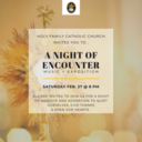 A Night of Encounter