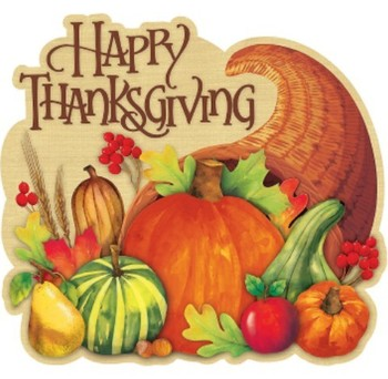 THANKSGIVING, THURSDAY, NOVEMBER 28