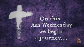 Ash Wednesday and Stations of the Cross