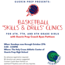 Jr High Girls Basketball Skills & Drills with Coach Pattison & Coach White