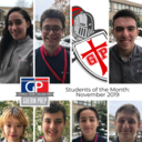 November Students of the Month are...