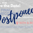"May 16th ""Final Homecoming"" Event Postponed due to Coronavirus situation"