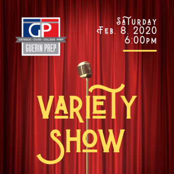Come one, come all to the GP Variety Show!