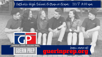 Registration for the HSPT (for incoming Freshmen) opens 11/22